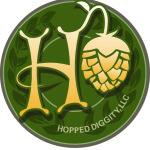 #Logo #HoppedCorn
