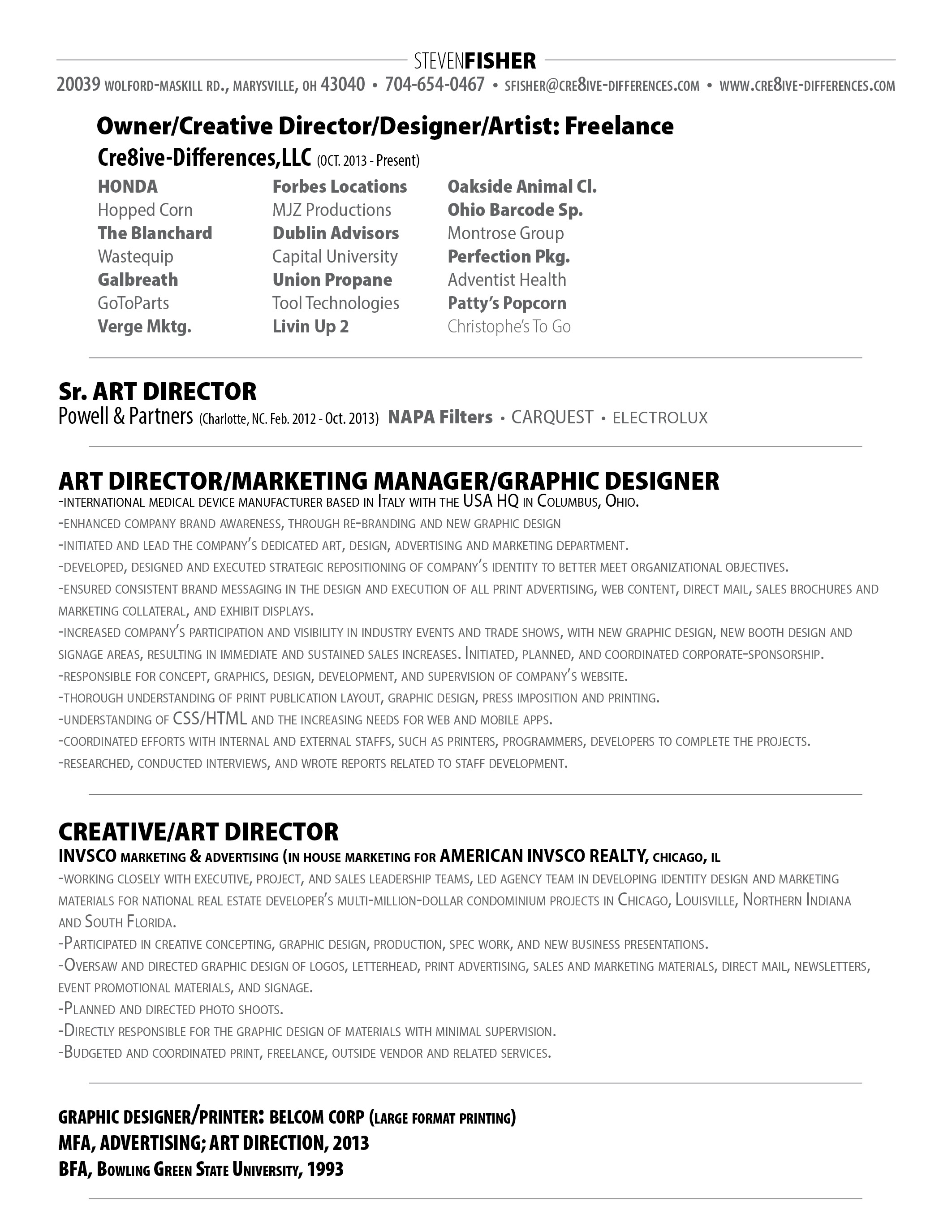 Creative art director job resume art director resume doc bestfa tk ncqik limdns org free resume cover letters microsoft word madrichimfo Image collections
