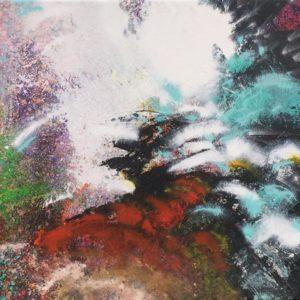 "69"" x 56"" Painting"